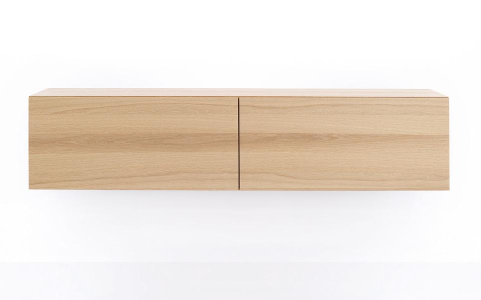 Sideboard wandhängend  R5 Sideboard — more